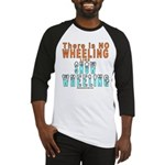 SNOW WHEELING Baseball Jersey