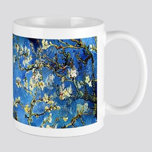 van Gogh 1890 Almond Blossoms Mugs