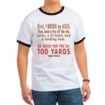 100 YARDS Ringer T