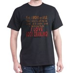 Love Rock Crawling Dark T-Shirt