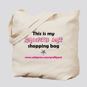 Lets Go . . . SHOPPING Tote Bag