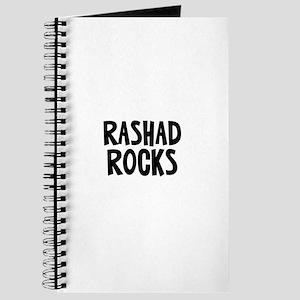 Rashad Rocks Journal