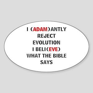 Cute Christian Sticker