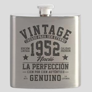 vintage 1952 la perfeccion Flask