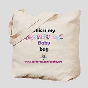 Lets Go . . . Tote BABY Bag