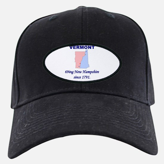 Vermont, 69ing New Hampshire Baseball Hat