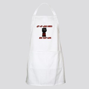 Fight Back Light Apron