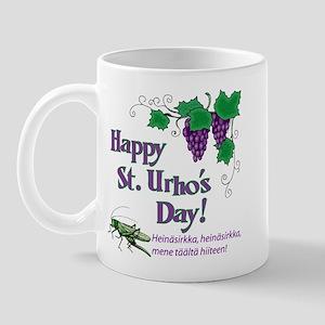 St. Urho's Day Mug