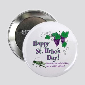"St. Urho's Day 2.25"" Button"