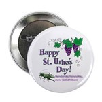 """St. Urho's Day 2.25"""" Button (100 pack)"""