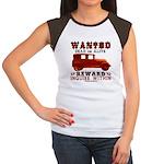 REWARD Women's Cap Sleeve T-Shirt