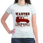 REWARD Jr. Ringer T-Shirt