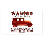 REWARD Rectangle Sticker
