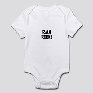 Raul Rocks Infant Bodysuit