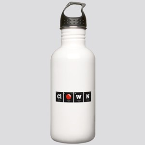 Periodic Elements: ClOWN Water Bottle