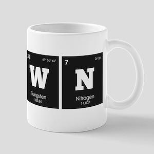 Periodic Elements: ClOWN Mugs
