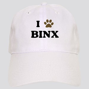 Binx paw hearts Cap