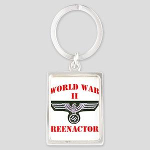 WWII german tshirt3 Keychains