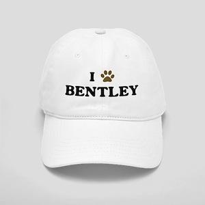 Bentley paw hearts Cap