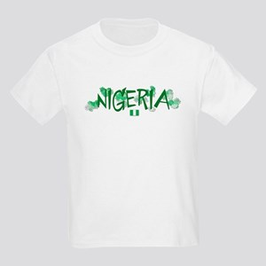 NIGERIA Kids Light T-Shirt