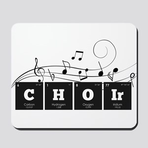 Periodic Elements: CHOIr Mousepad