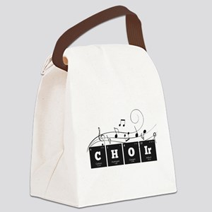 Periodic Elements: CHOIr Canvas Lunch Bag