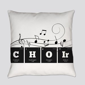 Periodic Elements: CHOIr Everyday Pillow