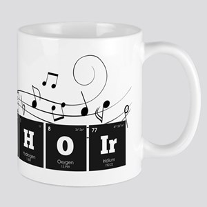 Periodic Elements: CHOIr Mugs