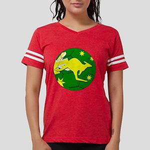 Soccerball and kangaroo T-Shirt