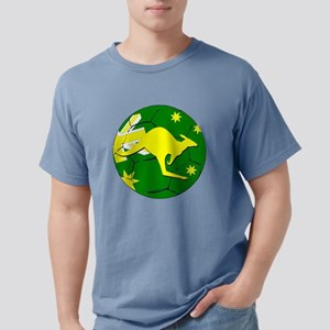 Soccerball and kangaroo T-Shirt