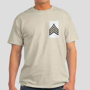 Sergeant Khaki T-Shirt