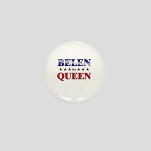 BELEN for queen Mini Button