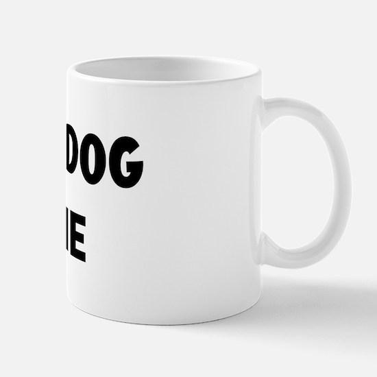 I Love My Dog Maddie Mug