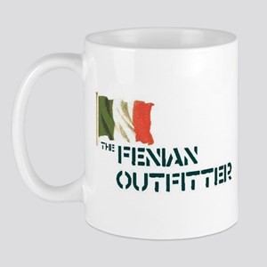 """The Fenian Outfitter"" Mug"
