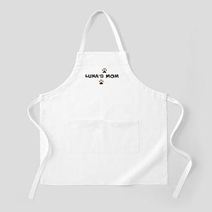 Luna Mom BBQ Apron