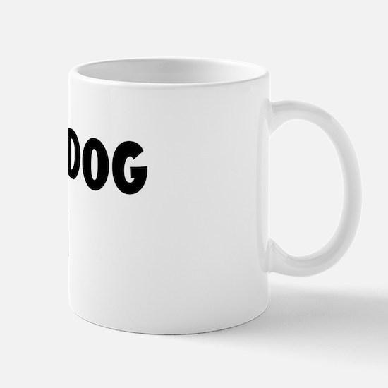 I Love My Dog Lexi Mug