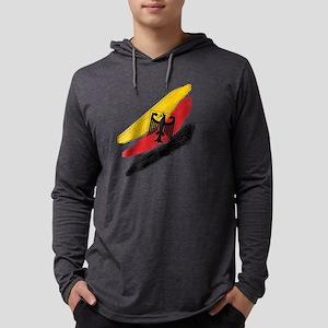 Germany deutschland Soccer Eag Long Sleeve T-Shirt