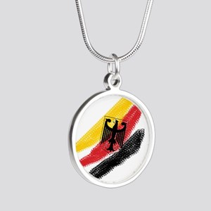 Germany Soccer Necklaces