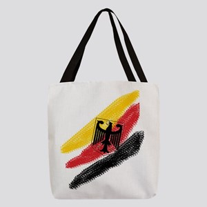 Germany Soccer Polyester Tote Bag