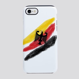 Germany Soccer iPhone 8/7 Tough Case