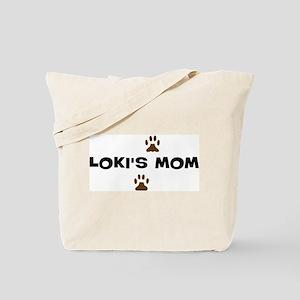 Loki Mom Tote Bag