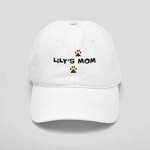 Lily Mom Cap