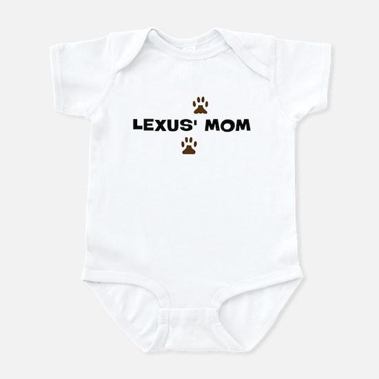 Lexus Mom Infant Bodysuit
