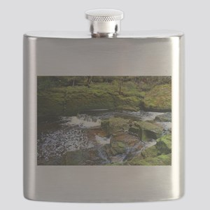 Secluded creek Flask