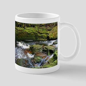 Secluded creek Mugs