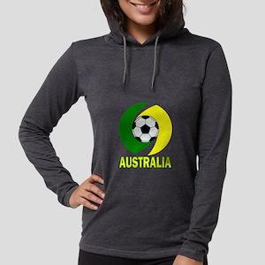 Australia soccer design 2014 Long Sleeve T-Shirt