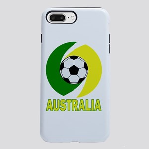 Green and Yellow Austra iPhone 8/7 Plus Tough Case