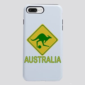 Australia Kangaroo with iPhone 8/7 Plus Tough Case