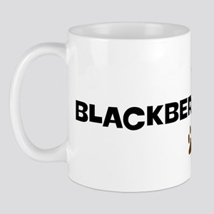 Blackberry Mom Mug