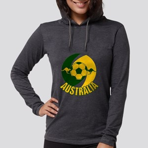Australia Ball and Kanaroos Long Sleeve T-Shirt